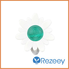Flower vent car diffuser/ membrane air freshener in flower shape