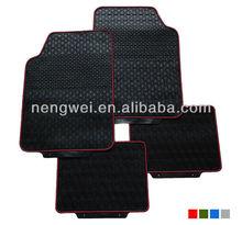 Hot sale rubber car mat