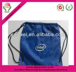 New Eco Polyester Drawstring Bag