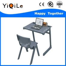 YQL school student computer desk chair kids cheap study table design