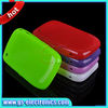 High quality TPU color case for blackberry 8520