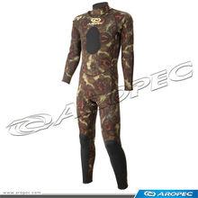 Hunter Spearfishing Fullsuit Camouflage Fabric Wetsuit