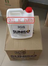 Suniso 3GS 4GS 5GS Compressor oil a/c Refrigeration lubricant oil