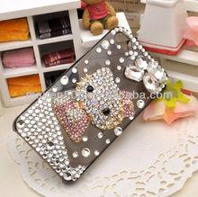 Hello Kitty(AL-114) Mobile phone case accessories DIY decoration