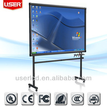 Multi-touch monitor all in one Lcd touch screen with pc
