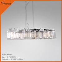 Fashionable Crystal Pendant Lighting lalique crystal pendant-JD8108-7