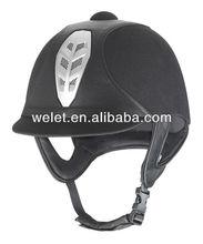 horse riding helmet equestrian helmet WLT-801A BLACK