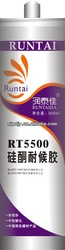 RT-5500 General Purpose Weatherproofing Silicone Sealant