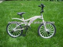 20 inch newest specialized colorful freestyle BMX kids bike