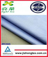 100% algodón de ligamento tafetán regular denim chambray para camisa