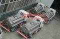 açoinoxidável do tanque de leite líquido caminhão de transporte de caminhão para a venda