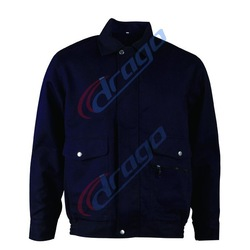 100 % cotton welding suits for oil and gas workers
