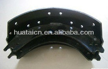 HOWO (SINOTRUCK) SHACMAN (D'long ) Chinese Heavy duty truck brake shoes shoe lining