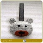 Kintted Lovely Bear Animal Ear Cover