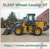 Hydraulic Drive ZL30F Wheel Loader 3T