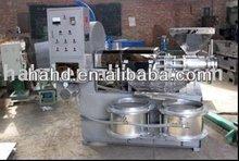 hot sale screw oil hot&cold press oil making machinery/screw oil expeller