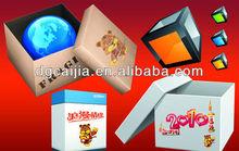 Custom Wedding Favour Gift Box for Wedding Invitation Cards(Shenzhen factory)