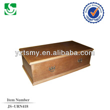 JS-URN418 pet casket made in China