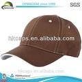 Sıcak satış özel 100% pamuk beyzbol şapkası ve şapka