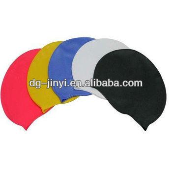 2015 Hot Sale silicone swimming cap