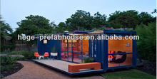 Beautiful container house for living