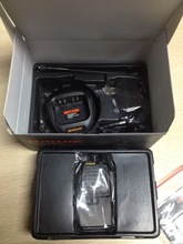 VHF/UHF FM Transceiver two way radio BJ-A77 high power output 5w walking talking long distance