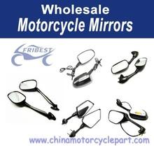 Universal Motorcycle mirrors FOR Honda Racing LED Turn Signal Mirrors