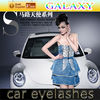 auto accessories car lashes for car decorations