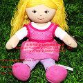 Bonecas de pano grosso& baratos baby dolls& boneca de moldes