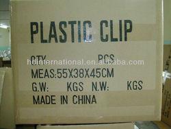 Auto door trim panel clip fastener plastic retainer