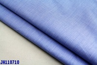 yarn dyed shirting fabrc: Fancy fil a fil fabric for men's shirts