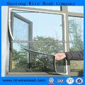 Aço inoxidável, ferro, alumínio da tela da janela