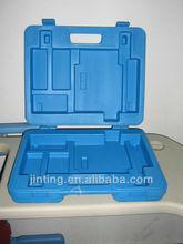 handheld tool kit plastic case,Blue