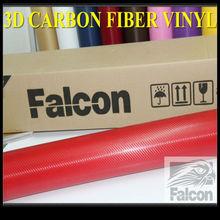 3d carbon sticker