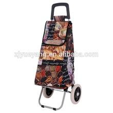 YY-40X14 grocery cart bag shoping trolly