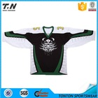 cheap custom reversible sublimated ice hockey jersey