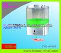 1080ml quadrados distribuidor automático de sabão