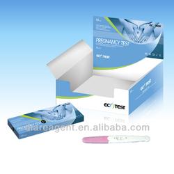 Home test HCG Pregnancy Rapid Test Pen