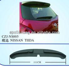 NICE AUTO SPOILER FOR NISSAN TIIDA 02-09