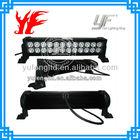 "LED 7.5"" flood lamp 36W offroad LED light bar 2500 lumen double row"