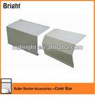 Aluminum Custom Made Box for roller shutter accessories