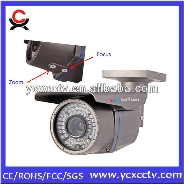 IR 50 m cctv night vision camera