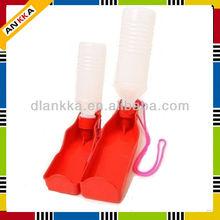 Plastic Portable Pet Travel Drink bottle