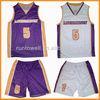 Runtowell cheap reversible basketball uniforms dry fit basketball uniforms / cheap cheap team basketball uniforms / youth basket