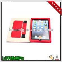 Book folio style Smart Cover for mini ipad case