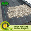 Anti-UV PP woven agricultural weed control fabric