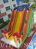 commercial cheap inflatable dry slides for sale