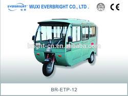 electric three wheeler auto rickshaw