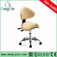 saddle salon stool/master chair/haircut stool