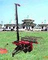 Tondeuse à gazon/d'herbe. machine de découpe